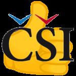 Logo ČŠI a palec nahoru