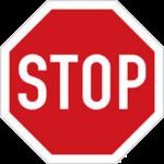 Dopravní značka STOP